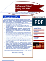 Jul 2010 Family Newsletter, Northeastern District Christian and Missionary Alliance
