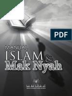Manual Islam Dan Mak Nyah