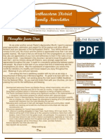Oct 2010 Family Newsletter, Northeastern District Christian and Missionary Alliance