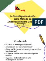 Investigación Accion II