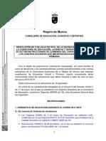 147859-Instrucciones Inicio de Curso 2018-2019 Infantil y Primaria