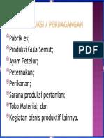 BISNIS Produksi