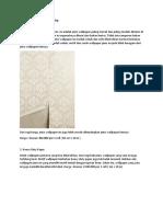 Wallpaper Materi