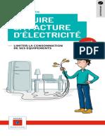 Guide Pratique Reduire Facture Electricite