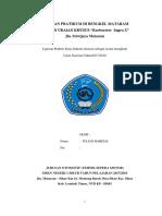 Laporan Pratikum Di Bengkel Mataram 234