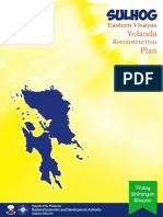SULHOG-EV Yolanda Reconstruction Plan