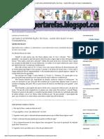 Supertarefas_ Leitura e Interpretação Textual - Quem São Eles_ 6º Ano Fundamental