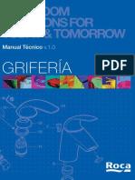 Manual Griferia