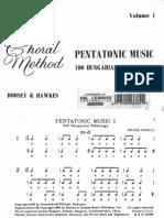 Pentatonic Music Kodaly