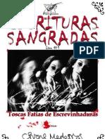 """""""Escrituras Sangradas - Toscas Fatias de Escrevinhaduras"""" de Civone Medeiros"""