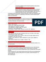 BPI Exam Questions