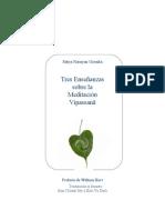 TresEnsenanzassobrelaMeditacionVipassana (1).pdf