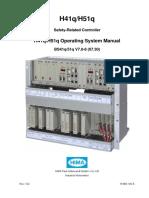 HI 800 105 E H41qH51q Operating System Manual