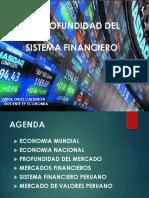 La Profundidad Del Sistema Financiero