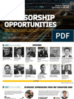 Pakistan Blockchain Week_Sponsorship Opportunities
