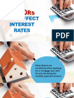Factors That Affect Interest Rates