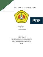 Konseptual Laporan Keuangan Bank