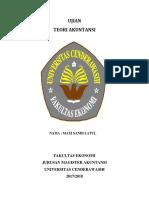 Ujian Teori Akuntansi maxi sandi latul (Magister AKT_V).docx