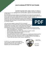 configuracion camaras IP