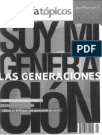 Las Generaciones (Algarabia 100p)