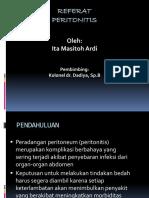 Peritonitis Ita