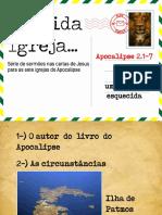 Sermão - Éfeso