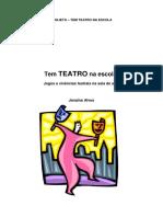 PROJETO JOGOS TEATRAIS