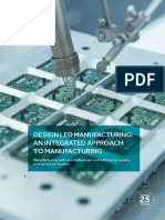 Design Led Manufacturing an Integrated Approach to Manufacturing 1