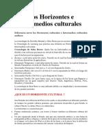 Los Horizontes e intermedios culturales.docx