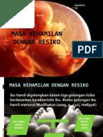 Masa Kehamilan Dengan Resiko.pptx