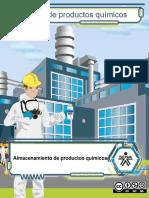 Material Almacenamiento Productos Quimicos