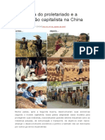 O sistema do proletariado e a restauração capitalista na China.docx