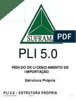 Pli Estrutura Propria Pli50