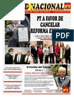 Unidad Nacional 31 de Agosto 2018