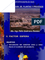 5.- Quinta Clase-distribucion de Plantas III-19