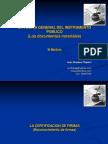 Los documentos notariales