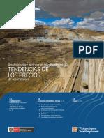 Boletín Estadístico Minero, Perú, setiembre 2017.