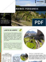 Jardines Peruanos