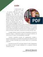 Modelo de OTP Fragmentos