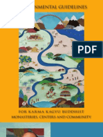 Karmapas Environmental Guidelines 2009