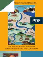 Karmapas Environmental Guidelines 2009