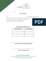 Declaração Oral Planserv
