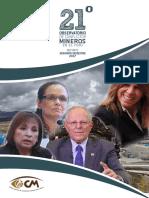 Revista de conflictos minero VI