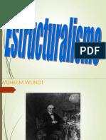 2) Estructuralismo
