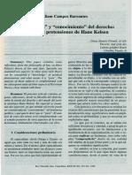Las pretenciones de Hans Kelsen..pdf