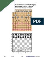 Xiangqi Introduction Chessplayers 20150323