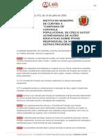 Stephanes Junior Jr Lei de Criação Da Campanha de Controle Populacional de Cães e Gatos Lo 11472_2005