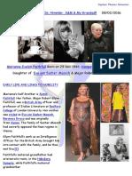The Rolling Stones, Marianne Faithfull, MI6 Himmler and My Granddad