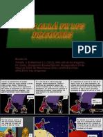 Más Allá de Los Dragones - Historieta