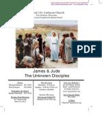 August 9 2009 Church Bulletin, Saint Paul's Evangelical Lutheran Church